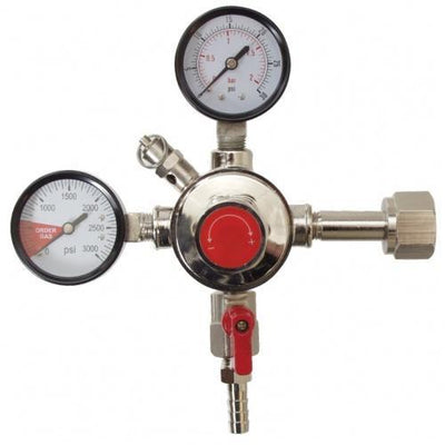 Fermentap C02 Regulators Fermentap C02 Regulator - Dual Gauge