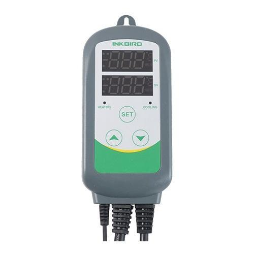 Inkbird Temperature Control Inkbird Dual Stage Digital Temperature Controller