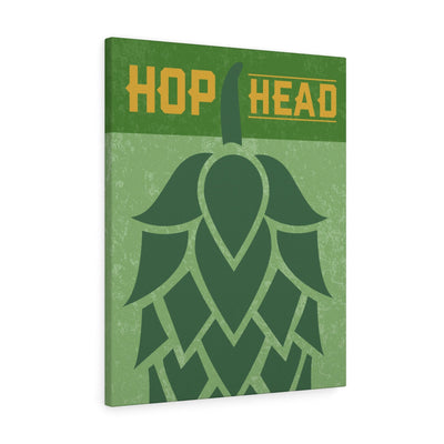 Printify Canvas Prints 24″ × 30″ Hop Head Original Canvas