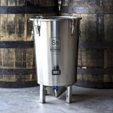 SS Brewtech Conicals & Stainless Fermenters 7 gal Brew Bucket Brewmaster Edition Fermenter