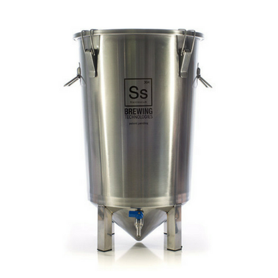 SS Brewtech Conicals & Stainless Fermenters 7 gal Brew Bucket Fermenter