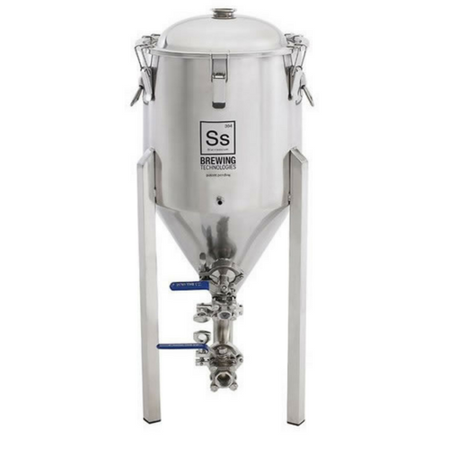 SS Brewtech Conicals & Stainless Fermenters 7 gal Chronical Fermenter