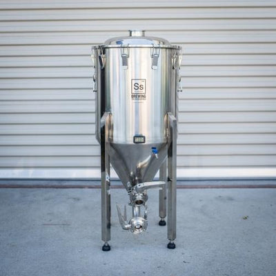 SS Brewtech Conicals & Stainless Fermenters SS Brewtech Half bbl - Chronical Fermenter - Brewmaster Edition
