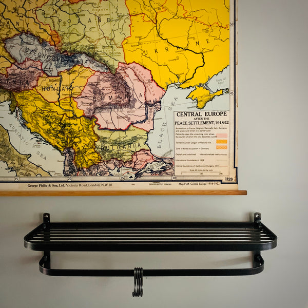 Steel Luggage Shelf - mylesfromhome.co.uk
