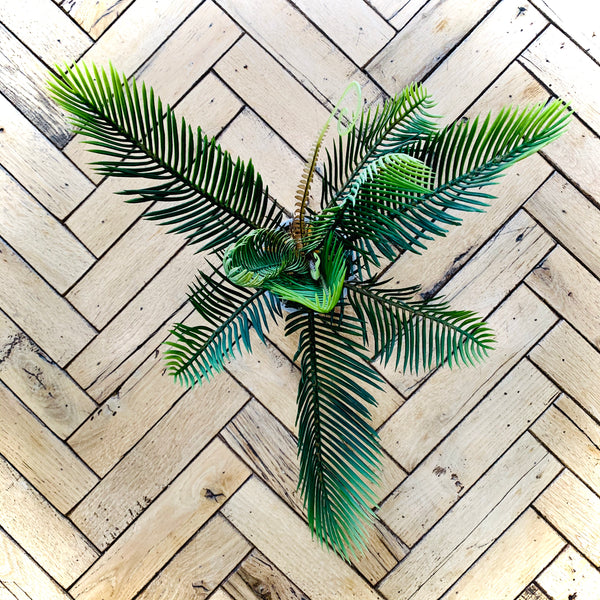 Faux Potted Cycad Plant - mylesfromhome.co.uk
