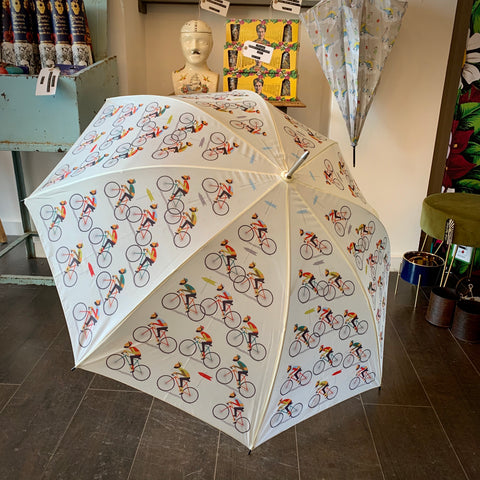 Le Bicycle Umbrella - mylesfromhome.co.uk