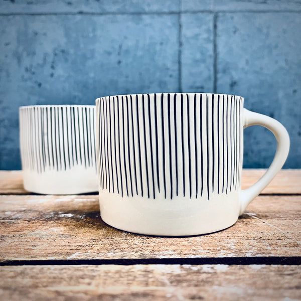 Karuma Ceramic Small Mug (Set of 2) - mylesfromhome.co.uk