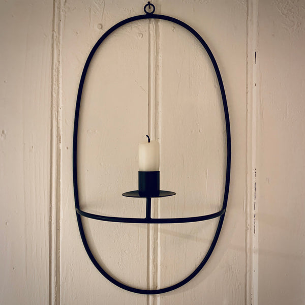 Curzon Wall Candle Holder - mylesfromhome.co.uk