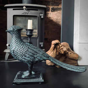 Kubo Bird Extra Large Candle Holder - mylesfromhome.co.uk