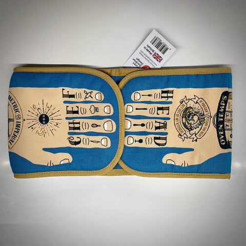 'Head Chef' Oven Gloves by Stuart Gardiner - mylesfromhome.co.uk