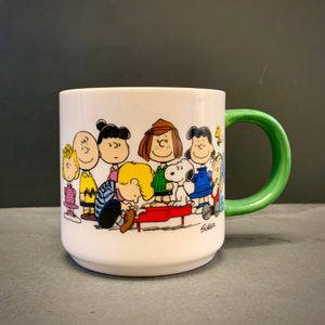 Peanuts (Snoopy) 'GANG' mug - mylesfromhome.co.uk