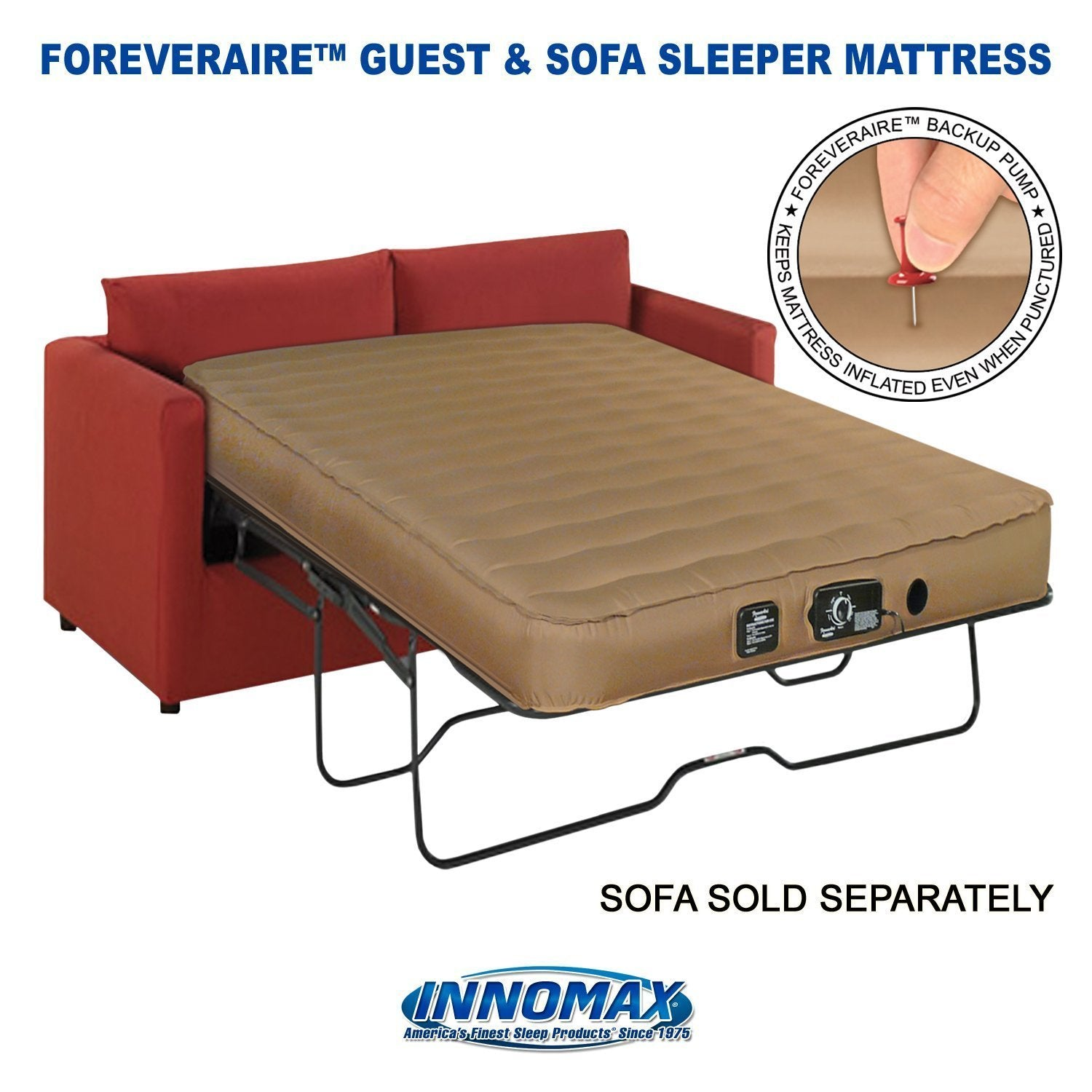 Air Mattress Guest Rv And Sofa Mattress Full Size Bed