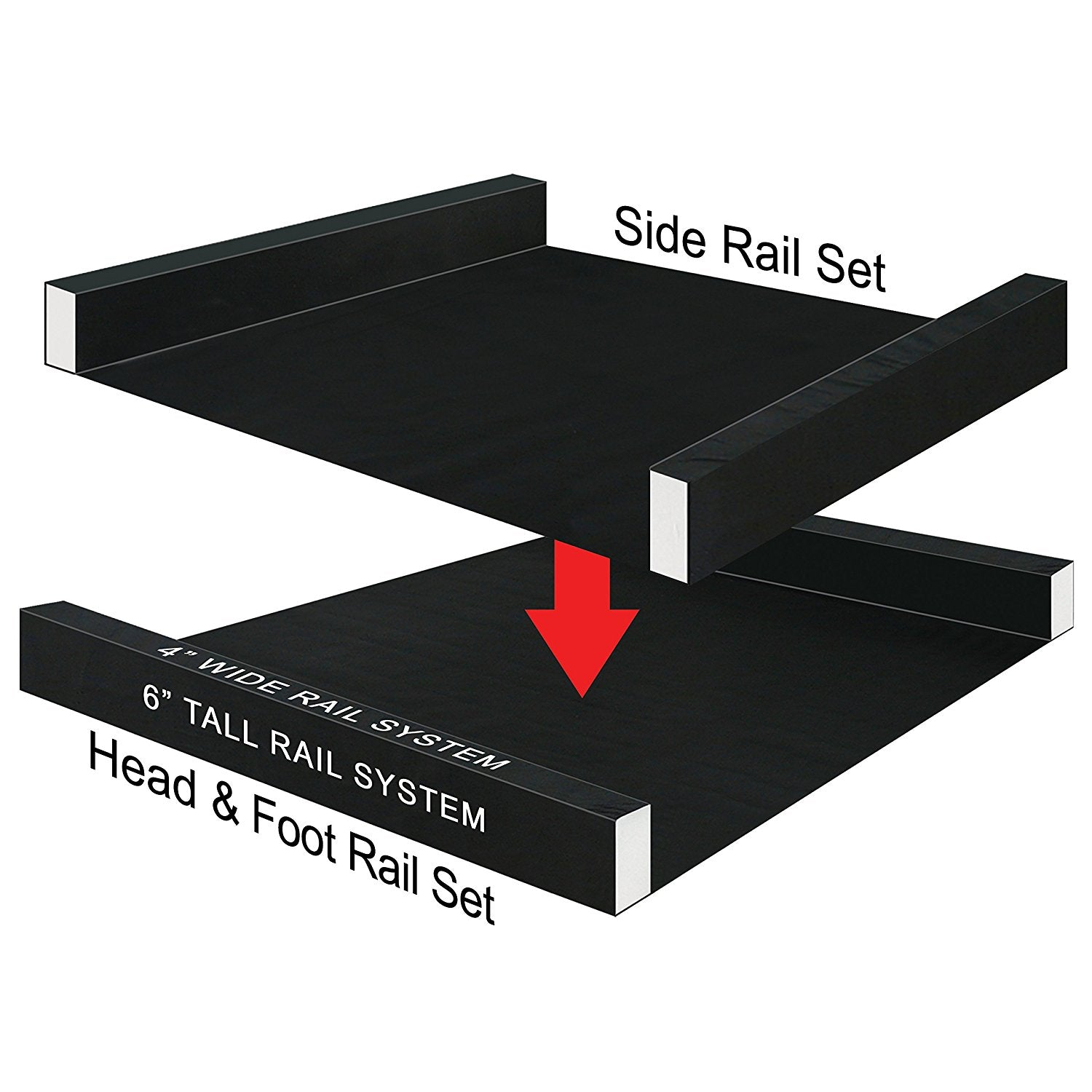 Innomax Power Edge Plus Pack Air Bed Restoration Kit For Cking Eking Airbed Replacements