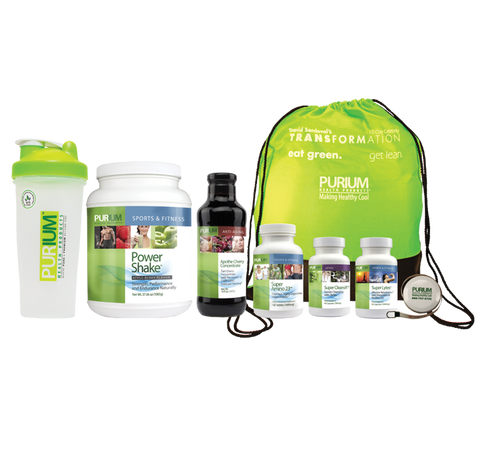 10 Day Transformation Pack
