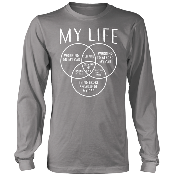 My Life Long Sleeve