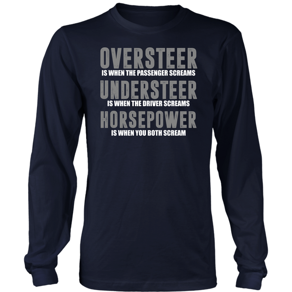 Over & Under Long Sleeve