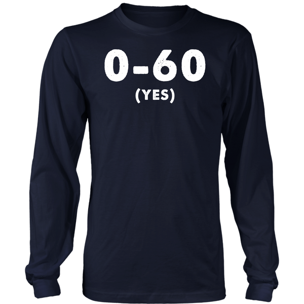 0-60 Long Sleeve