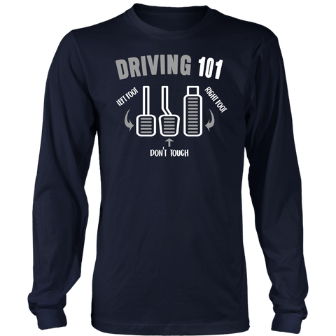 Driving 101 Long Sleeve