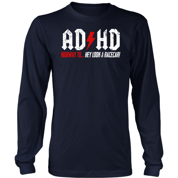 AD/HD Hey Look Long Sleeve