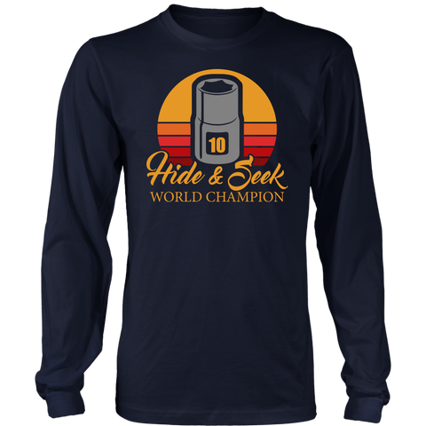 10mm World Champ Long Sleeve