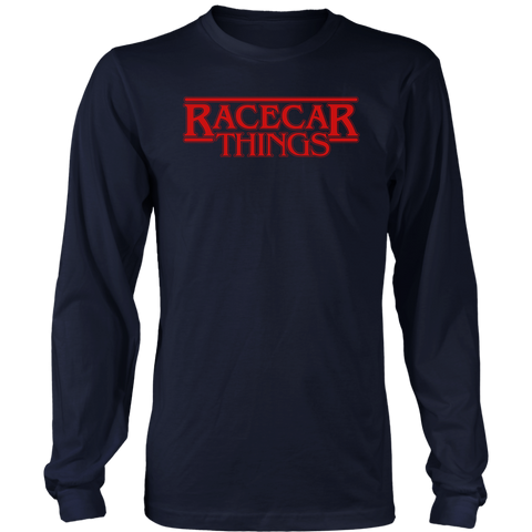 Racecar Things Long Sleeve