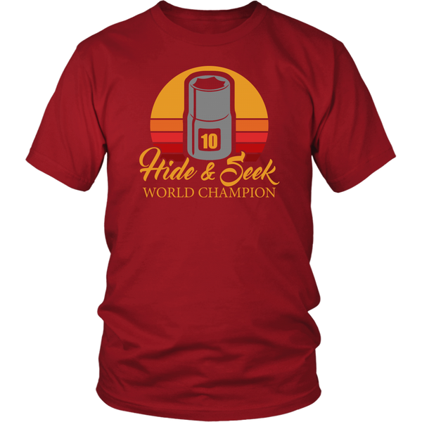10mm World Champ T-Shirt