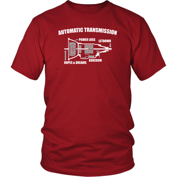 Automatic Transmission T-Shirt