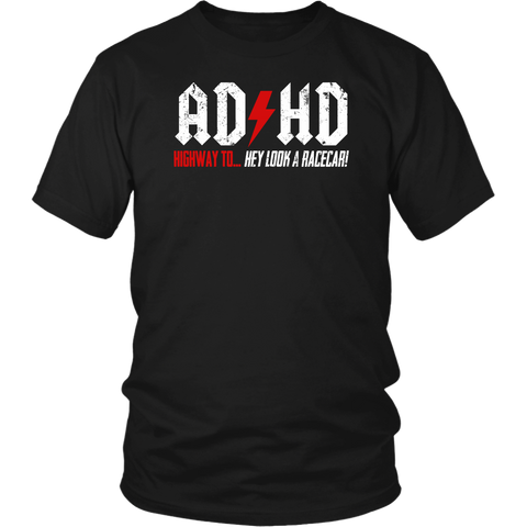 AD/HD Hey Look T-Shirt