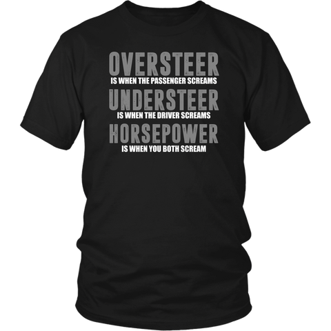 Over & Under T-Shirt