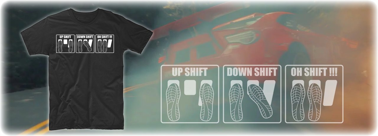 TeeKulture Ohh Shift T-Shirt