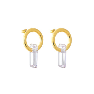 Asket Stud Earrings Grace