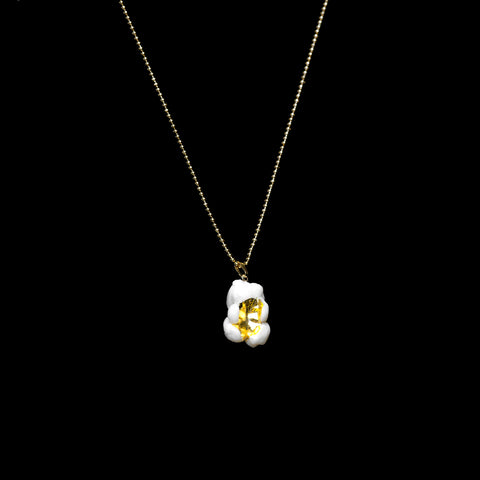POP pendant in gold