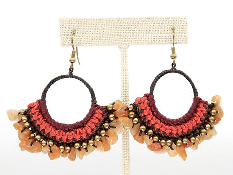 Thai handmade earrings