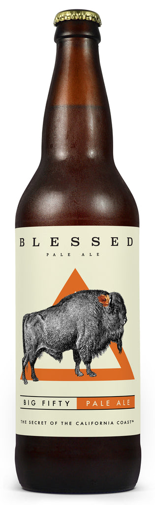 Blessed Brewing Big fifty Pale Ale