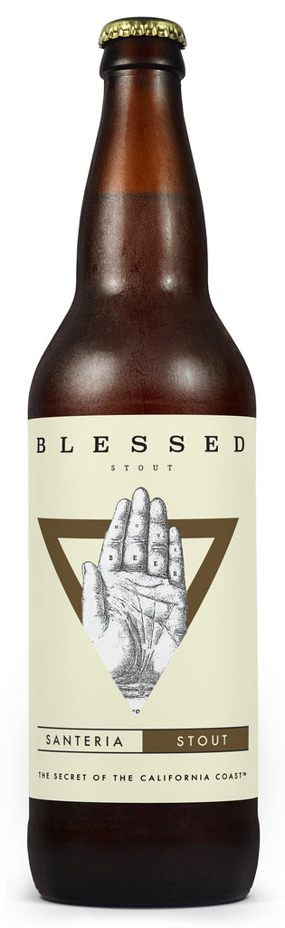 Blessed Brewing Santeria Stout