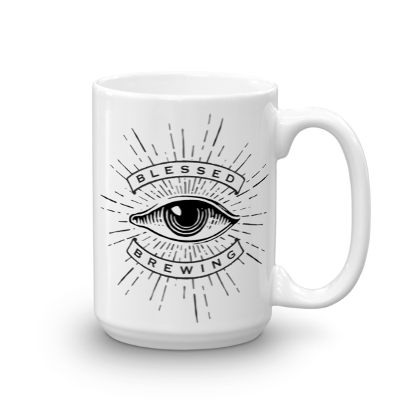 Blessed Logo Mug - Blessed Brewing