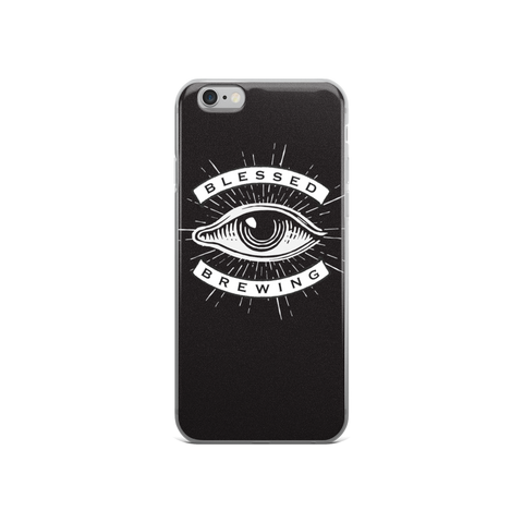 Blessed Logo iPhone Case - Blessed Brewing