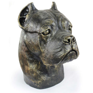 Cane Corso Italian Mastiff Cremation Urn for Dog's ashes, Unique Pet memorial statue (7) - unique.urns_caskets