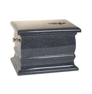 Composite Casket Cremation Ashes Urn For Adult Funeral Memorial Urn (UK37) - unique.urns_caskets