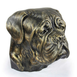 Dog De Bordeaux  Memorial Urn for Dog's ashes, Pet Cremation urn (5) - unique.urns_caskets