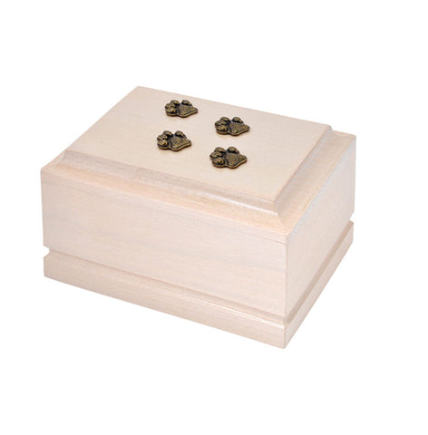 Pet Cremation Urns for ashes .Memorial casket Gregspol Ltd