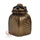 Unique Beautiful Hand Made Cremation Urn Funeral Urn For Ashes - Adult Urn(UET38)