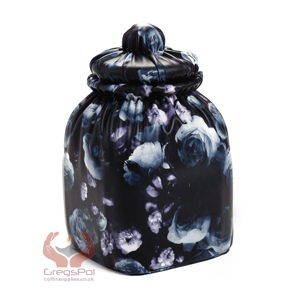 Unique Beautiful Hand Made Cremation Urn Funeral Urn For Ashes - Adult Urn(UKC38)