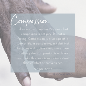 Two Opposite Ends Of Compassion
