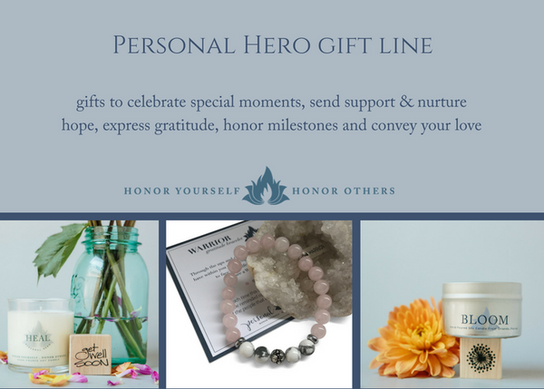 Inspirational gifts of love and gratitude