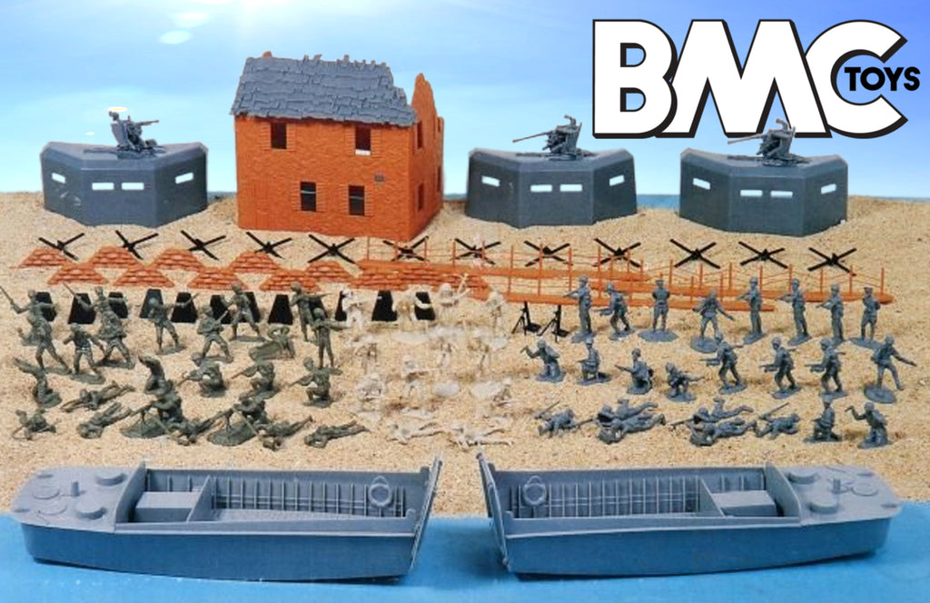 BMC Toys D-Day Normandy Playset