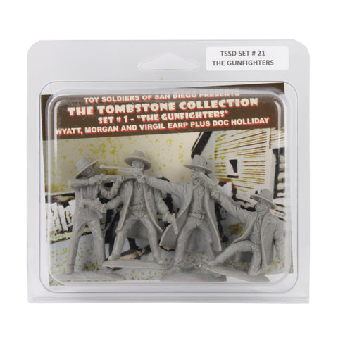 Tombstone Series 1 'The Gunfighters' by TSSD