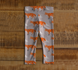 Foxes Kids Leggings