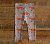 Foxes Baby Leggings