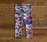 Cherry Blossom Kids Leggings